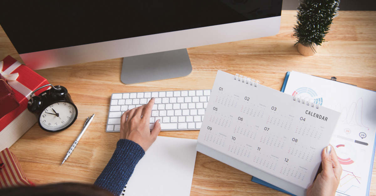 Planning and scheduling your event