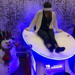 Holiday VR Slide