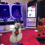 Holiday Virtual Reality Pods