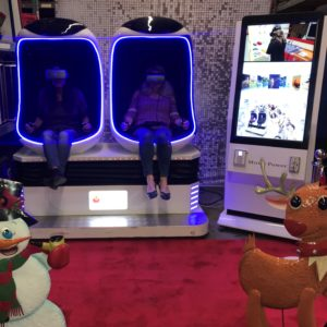 Winter Wonderland VR Pods