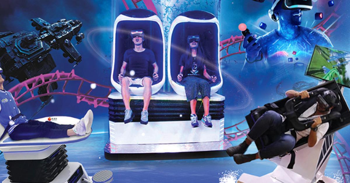 Virtual reality rentals