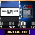 20 Sec Challenge